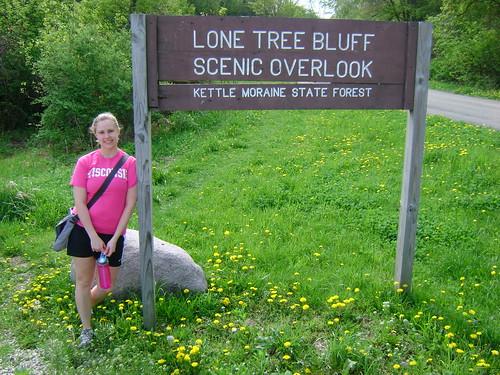 Lone Tree Bluff, 5/2/10