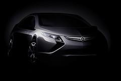 Opel To Reveal Ampera Electric Car At Geneva M...