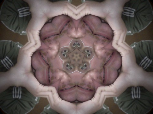 Its a Kaleidoscope of Collin!  Fun for all ages!  But not really!
