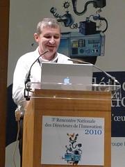 Jean-Louis Fréchin, Directeur-conseil design prospectif, ENSCI - Les Ateliers