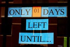 Until...?