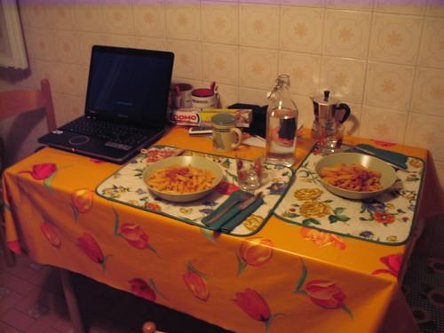 La prima cena