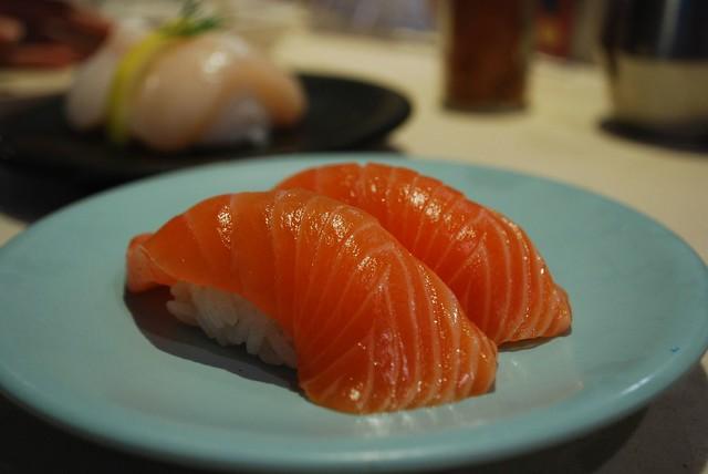 Salmon - Makoto, Sydney AUD3