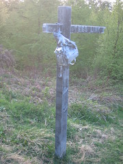 Tees Link sign, Guisborough
