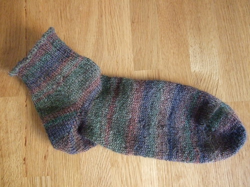 handspun sock2