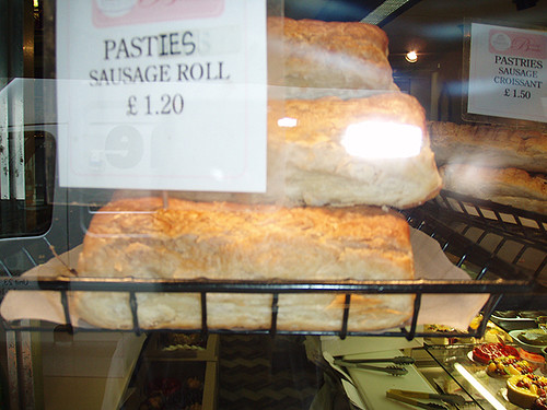 The best Sausage Rolls, MyLastBite.com