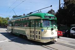 Streetcar No. 1051