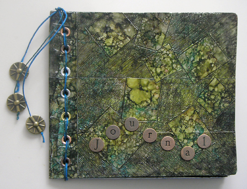 junk journal 3 (c) 2009, Lynne Medsker