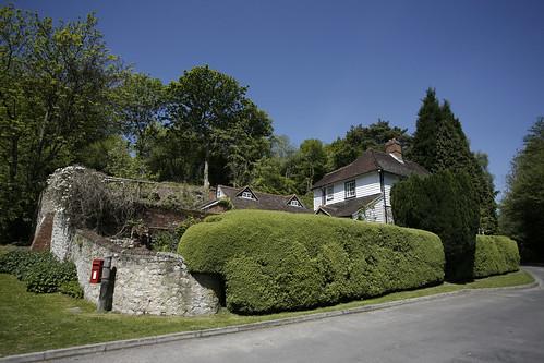 A very nice mill house near Igtham