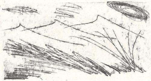 Monoprint B&W 04