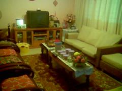 STP's living room CNY 2009