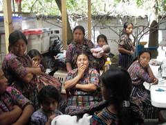 Tierra Linda women run their Micro Loan program