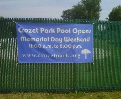 Crozet Pool Opens Memorial Day Weekend 2010
