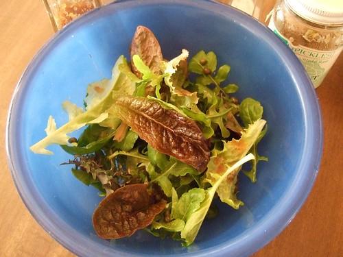 Arugula & Lettuce Salad