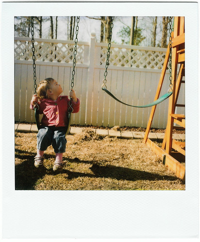 Polaroid: Swinging