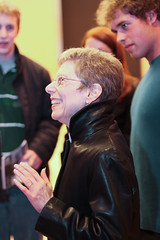 Terry Gross Reception
