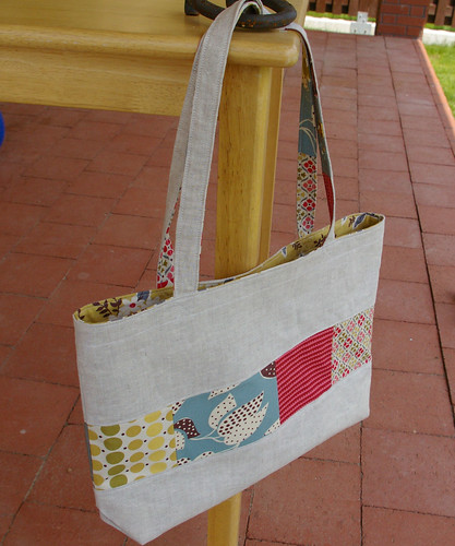 Library Tote Side 1 by you.
