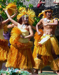 Hawaii polynesian cultural centre, King Kamehameha Day, holiday, celebration, event