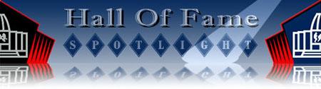 HOF Spotlight Banner