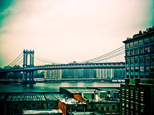 Puente de Manhattan (Nueva York). Autor: dperez.com