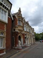 Mansion Facade