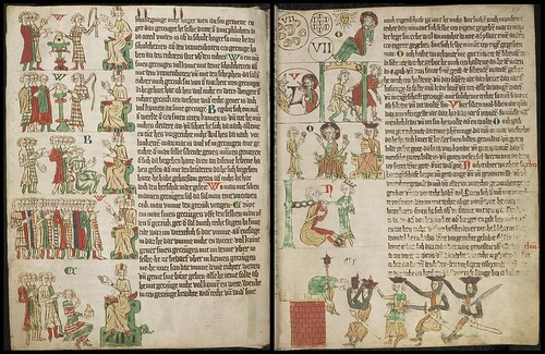 Heidelberger Sachsenspiegel duo b