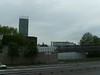 manchester from the motoway