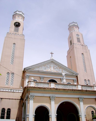 Church of San Francisco de Dilao
