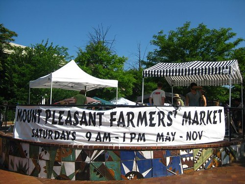 Mount Pleasant Farmers Market 1