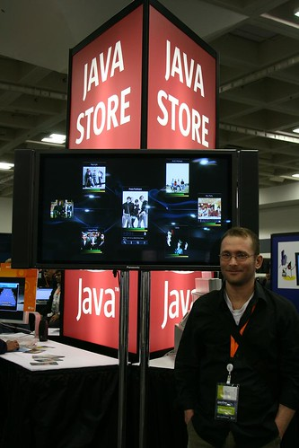 Sten at JavaOne