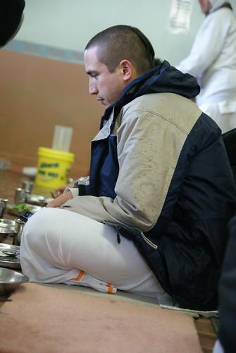 Seated - a prabhu from Venezuala