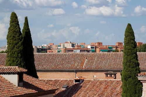 Vistas desde el colegio de Málaga (III)