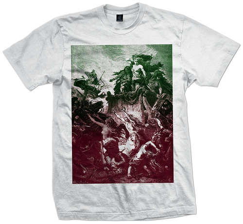 Save Us T-Shirt by Reatreat Brand