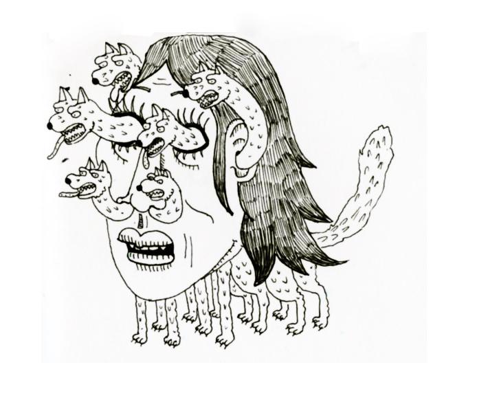 Scylla Sketch