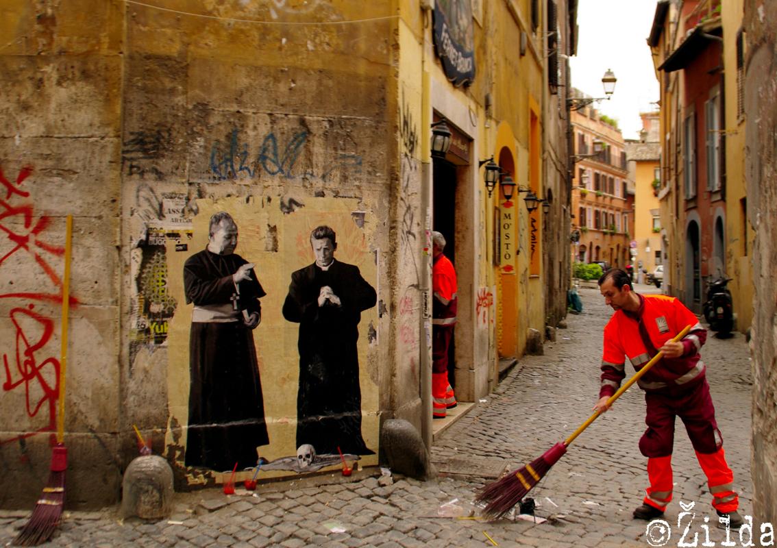 Augusto & Carlo al Trastevere  Roma