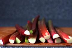 rhubarb cross section