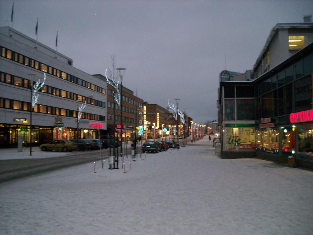 Rovankatu (Rovaniemi)