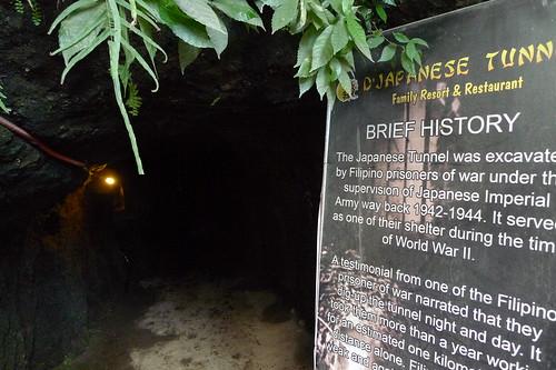Davao Japanese Tunnel