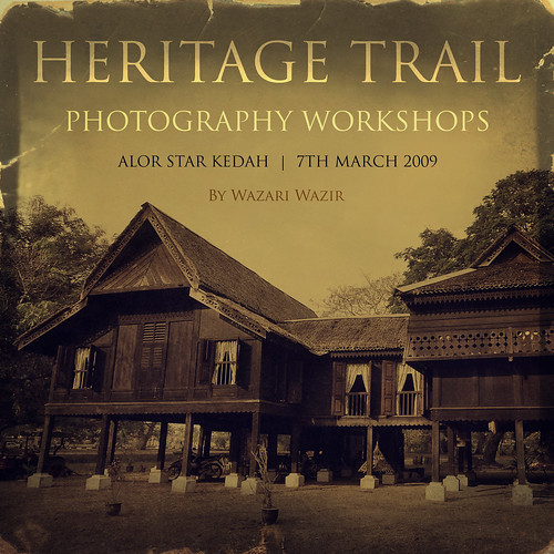 Heritage Trail Photography Workshops