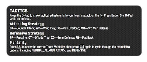 Soccer Manual Screenshot