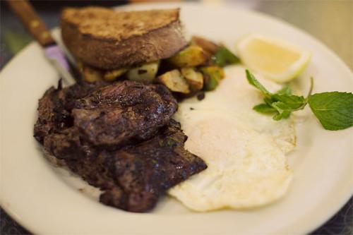 Steak & Eggs for ME
