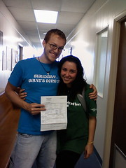 Marriage license acquired!