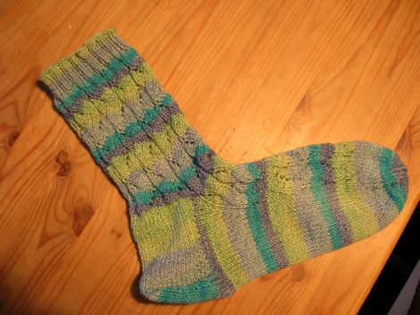 River Rapid Socks