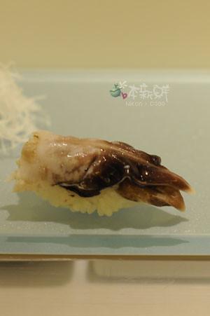 鳥貝握壽司