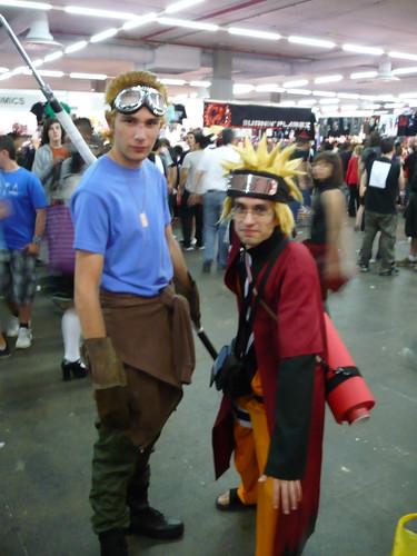 Cid y Naruto