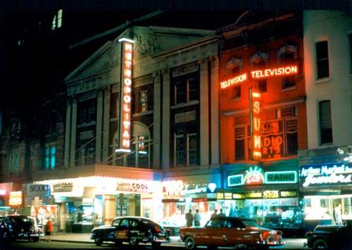 Metropolitan Theater 1950s
