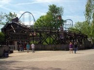 Cedar Point - Cedar Creek Mine Ride