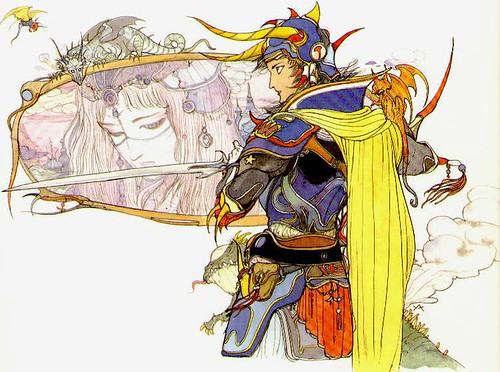 Princesa Sara y un Guerrero de la Luz