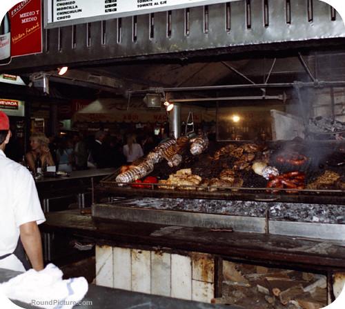 Uruguay - Montevideo - Mercado del Puerto