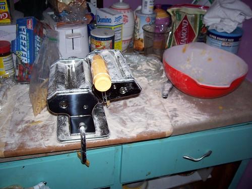 Flour Flour Everywhere